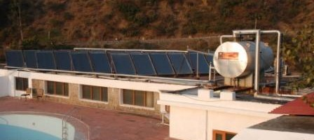 Applications of solar Energy: Solar Water Heater
